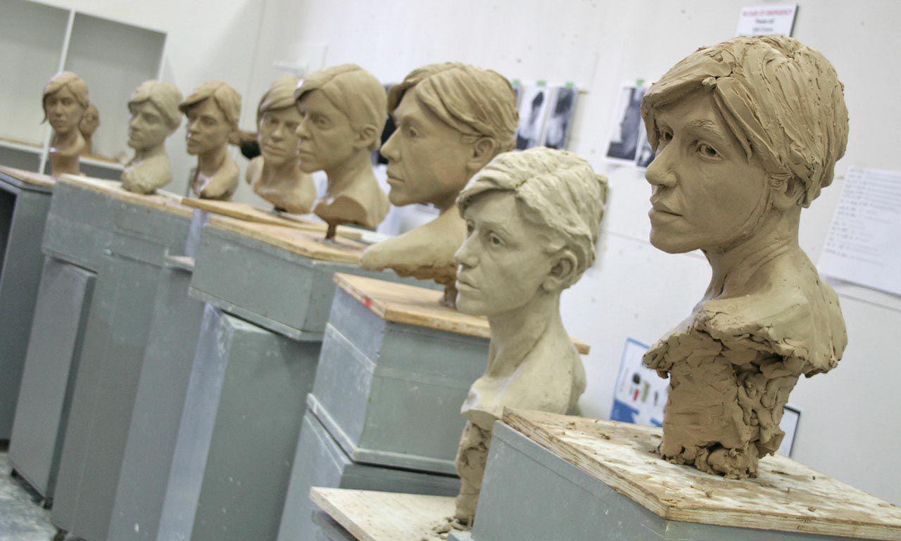 Sculpture and Ceramics Classes at King Art Studio