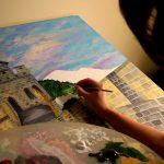 Sarah Tiffany King Private Art Lessons Las Vegas