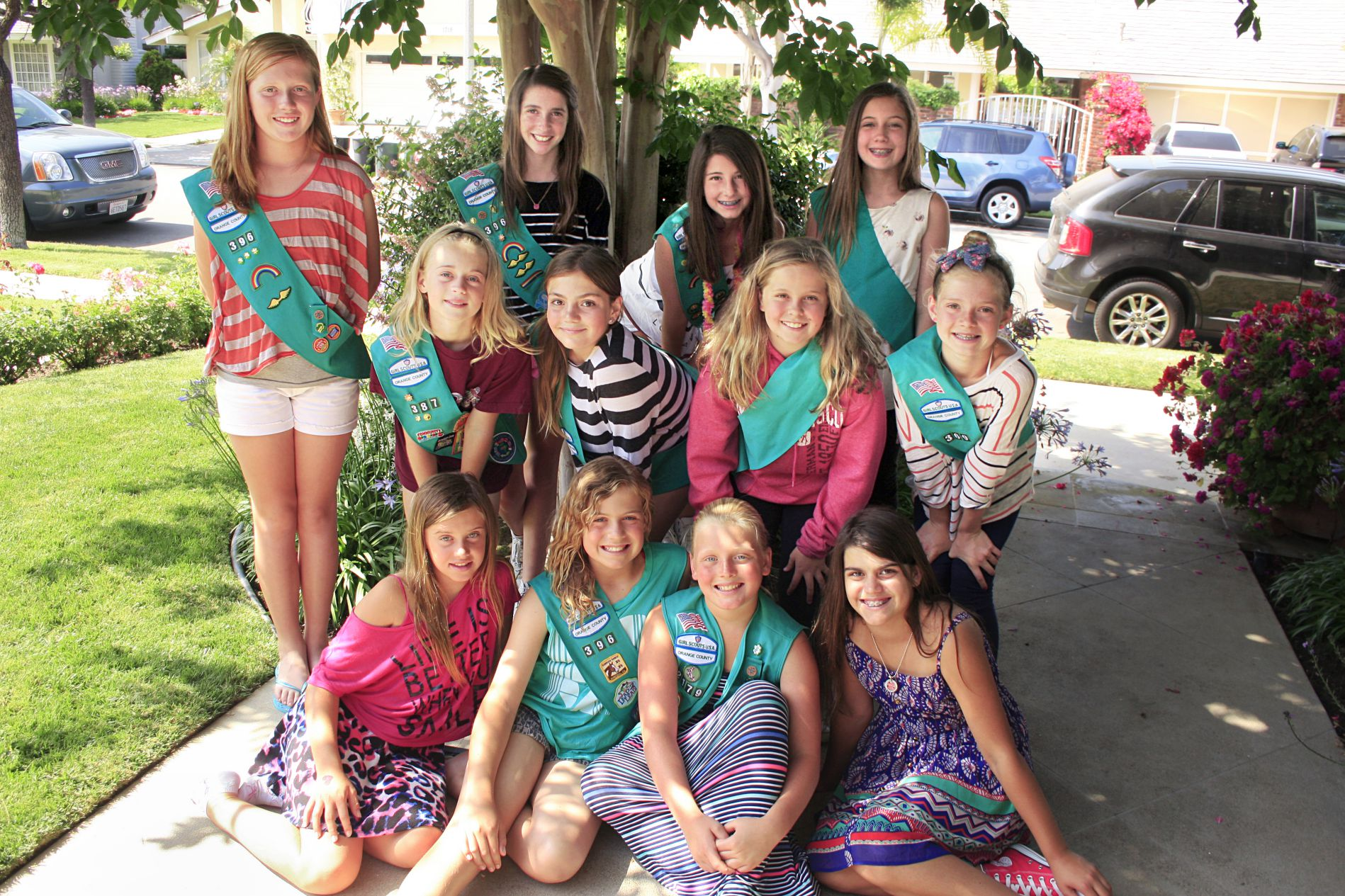 Boy Scout Girl Scout Workshops