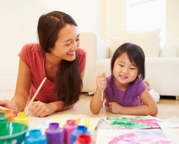 Mommy & Me Art Classes